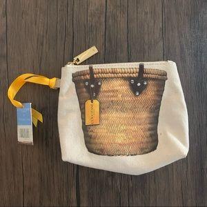 L'occitane Make-up Bag